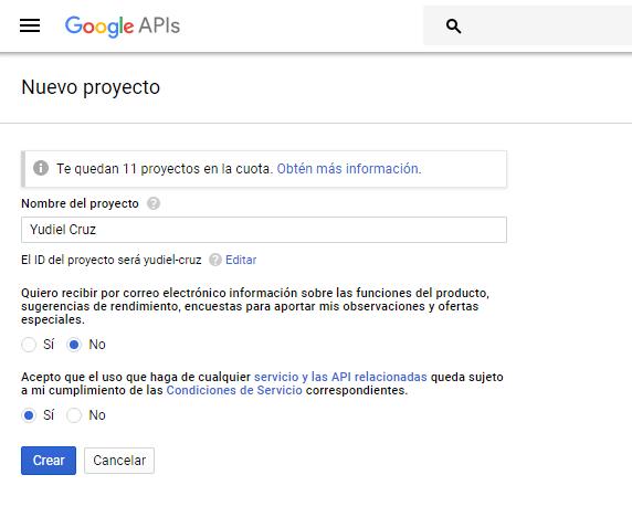 Cómo solucionar el error de la API de Google Maps