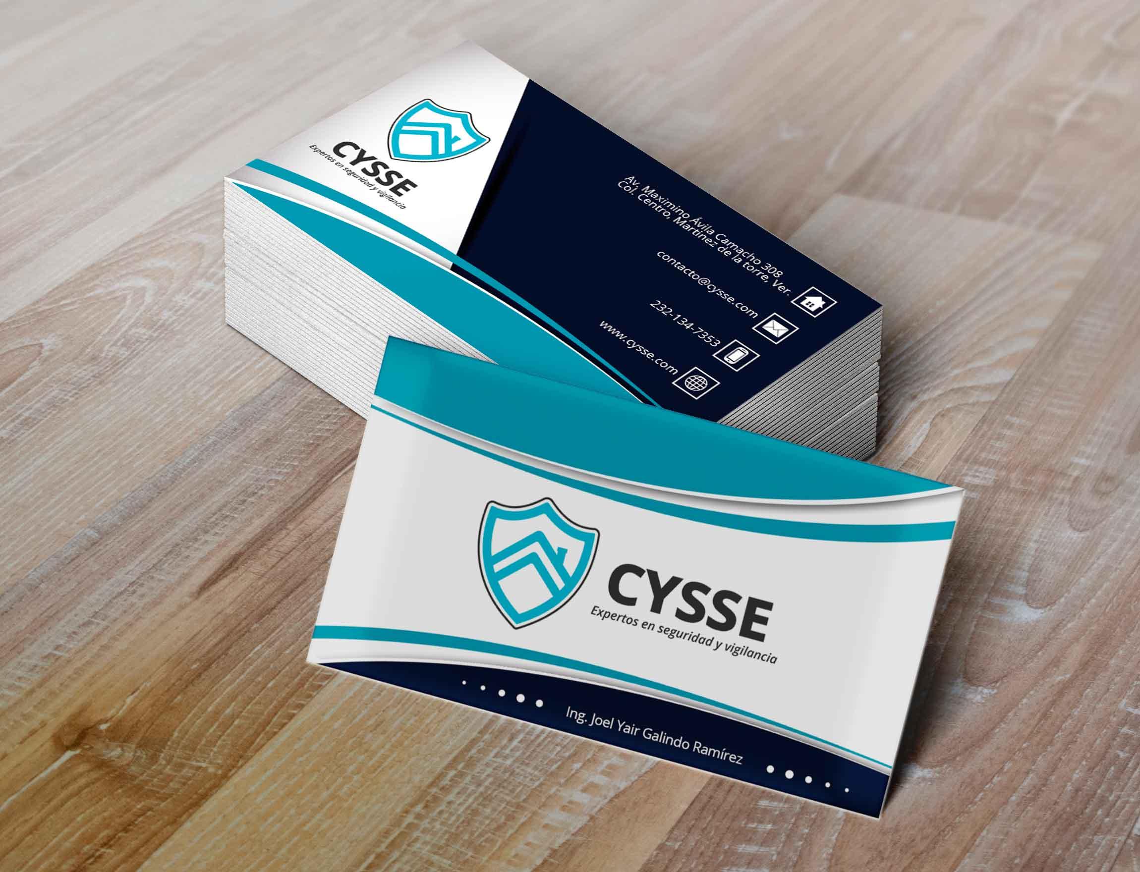 Tarjetas Cysse