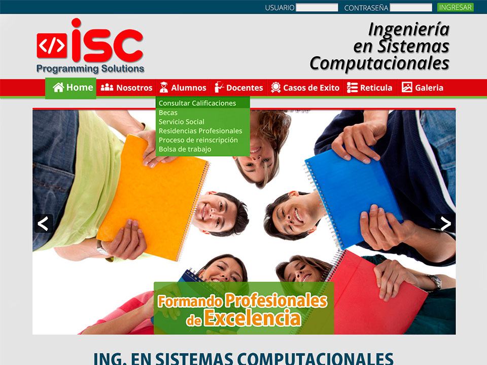 Web ISC